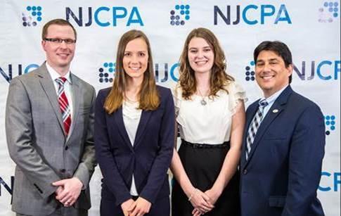 NJCPA Scholarship Awards