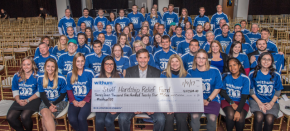 Withum 300 Raises Money for Staff Hardship Relief Fund