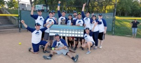 Inter-Office Softball Tournament